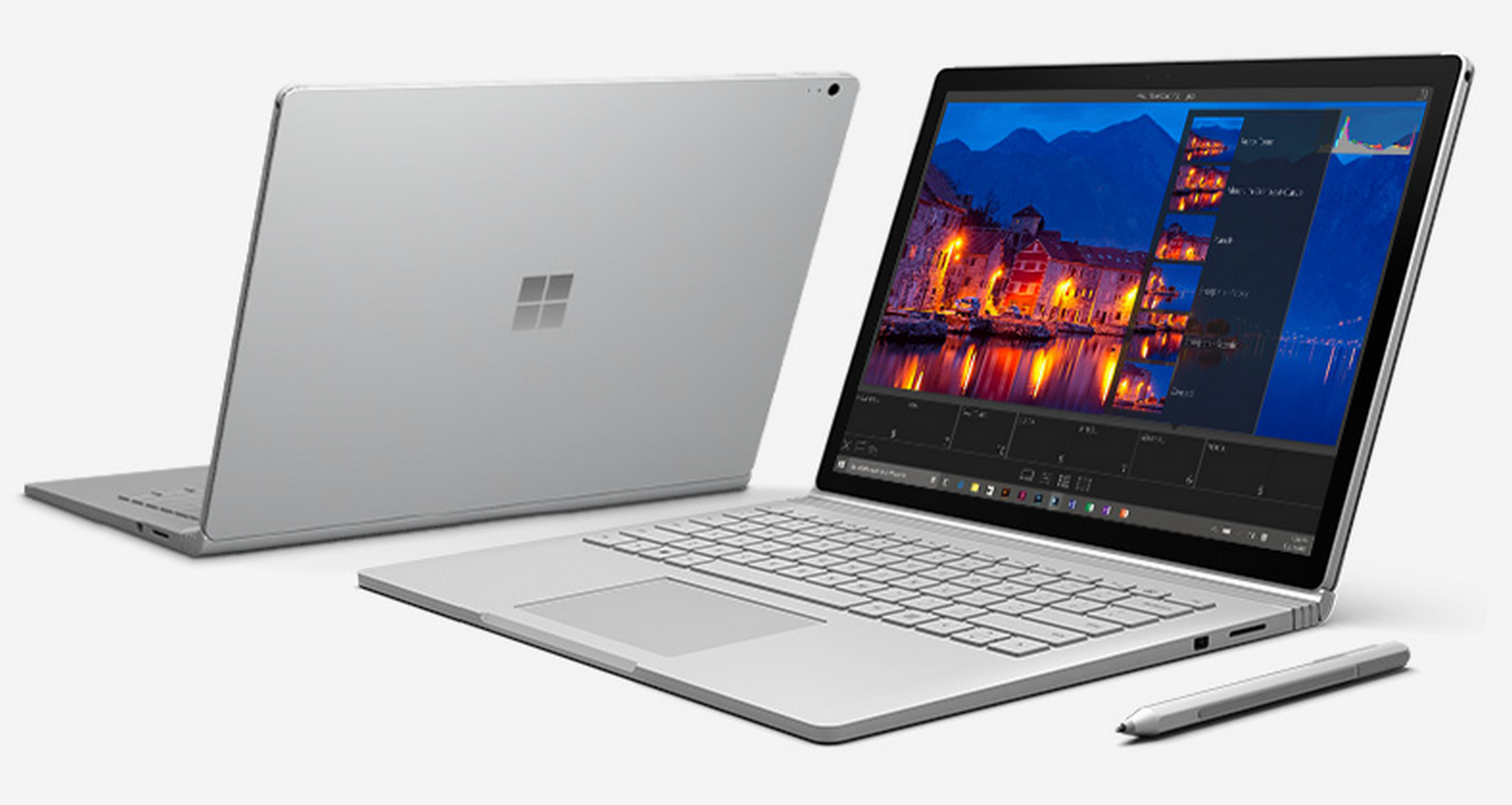 microsoft surface book recensione di un pc tablet magico. Black Bedroom Furniture Sets. Home Design Ideas