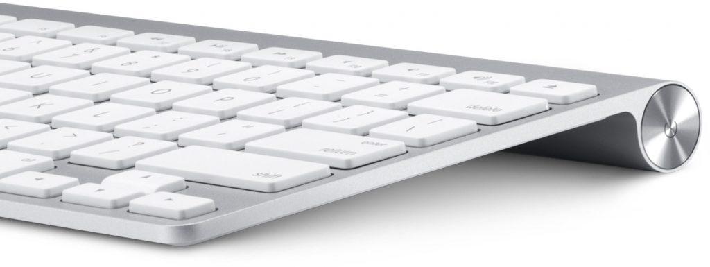 collegare una tastiera Wireless ad un iMac