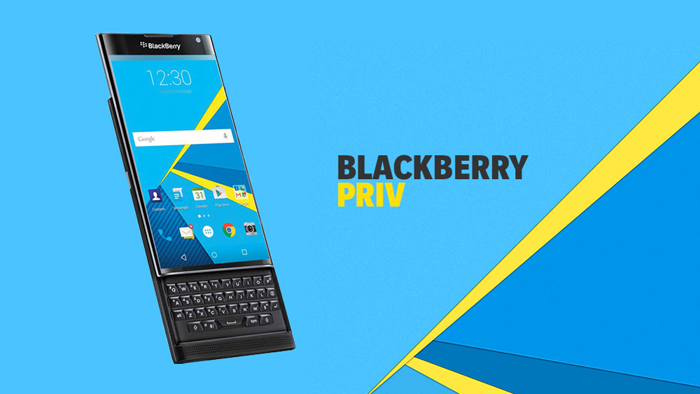 BlackBerry Priv Reditt