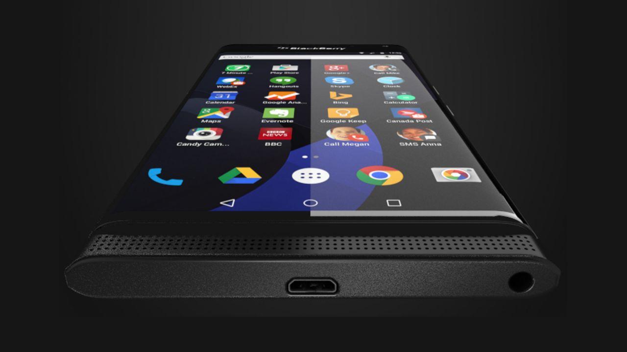 Blackberry Priv: il comparto hardware e software sono quelli di uno smartphone di fascia alta ma il prezzo è troppo elevato per essere competitivo nel mercato Android