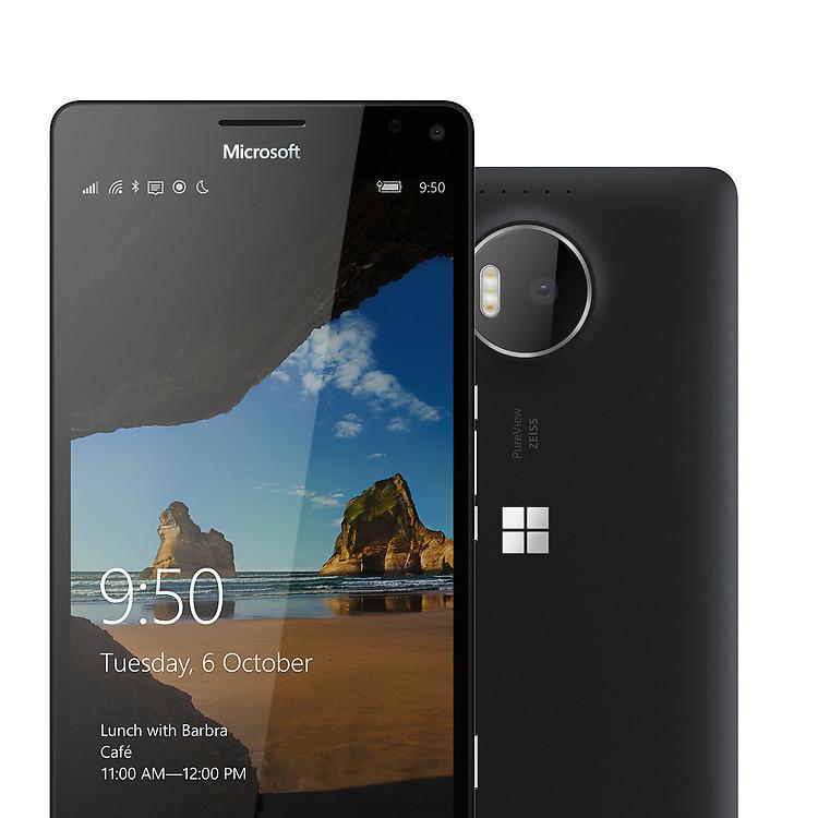 Le caratteristiche del Microsoft Nokia Lumia 950 XL sono identiche al fratello più piccolo, Lumia 950, ad eccezione del processore