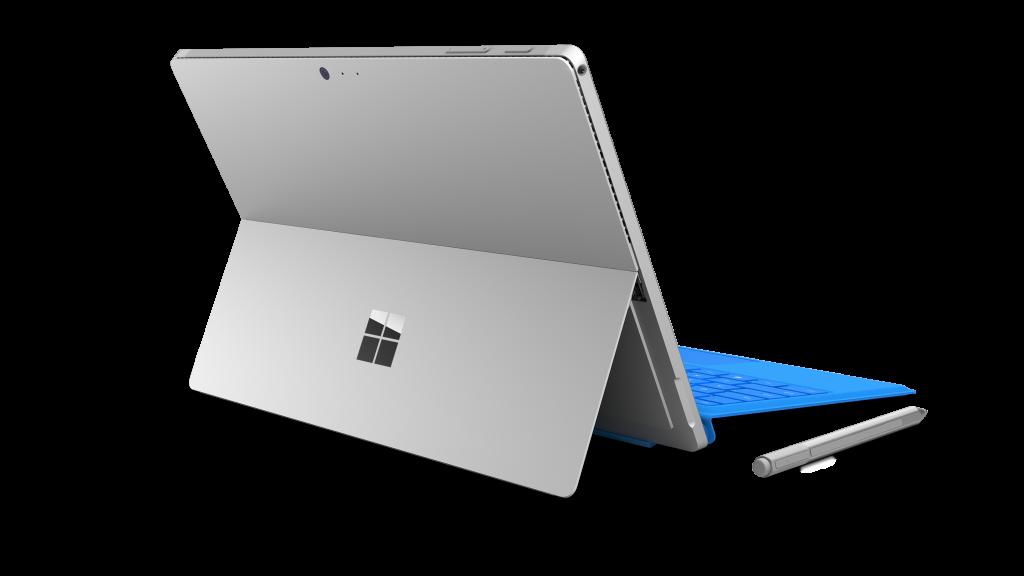 Il Microsoft Surface Pro 4 ha migliorato anche la comodità del dispositivo e la stabilità durante l'utilizzo da PC. Anche se in alcune situazioni può ancora risultare scomodo