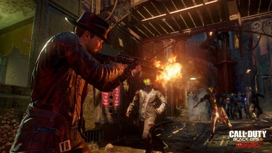 Call of Duty Black Ops III: la modalità zombie è il mix perfetto di azione e adrenalina.