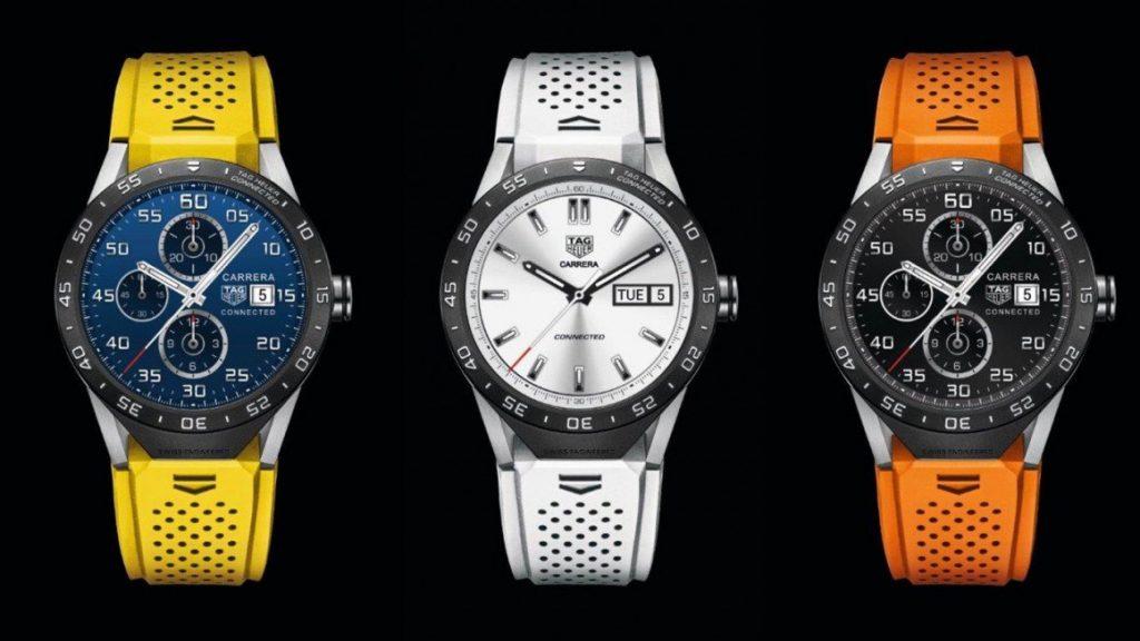 Tag Heuer Smartwatch recensione di uno dei pochi prodotti ad avere il cristallo di zaffiro al posto del vetro.