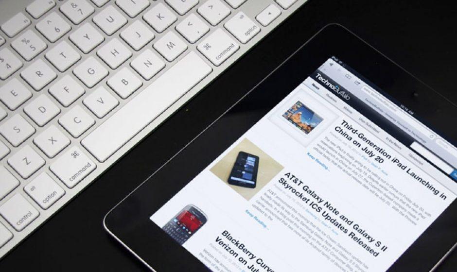 Come collegare una tastiera Wireless ad iPhone, iPad o iMac