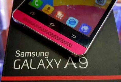 Samsung Galaxy A9. Le caratteristiche in anteprima