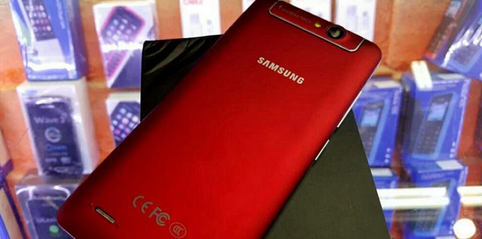 Samsung Galaxy A9, la scocca in metallo sarà disponibile in diverse colorazioni (foto: www.mobile-dad.com)