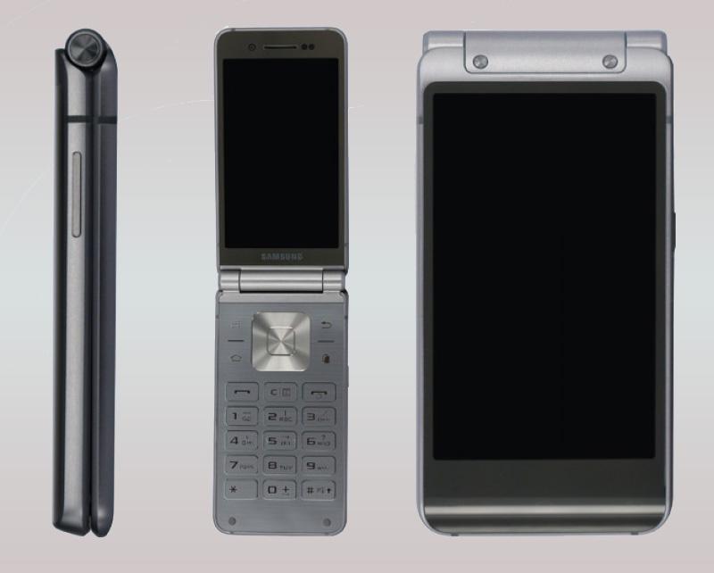 """Samsung Galaxy Golden 3: il ritorno dello smartphone """"a conchiglia"""""""