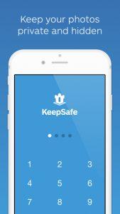 L'app KeepSafe consente di nascondere immagini e foto su Android