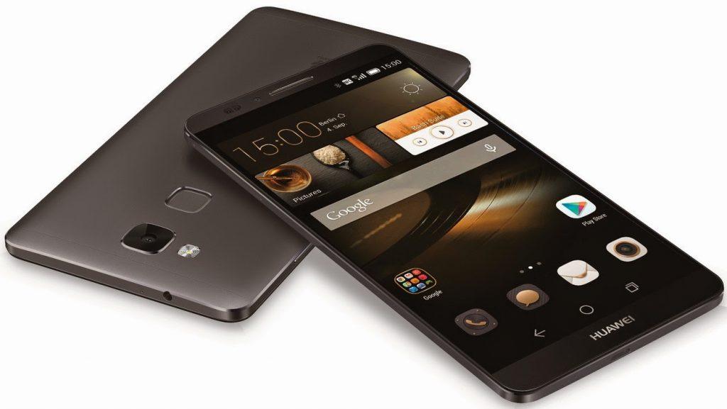 Huawei Acend Mate 7, uno tra i migliori smartphone della casa cinese.