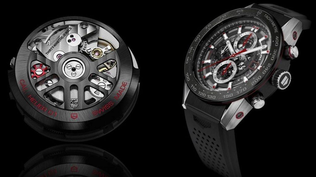Tag Heuer Smartwatch è pensato per durare per sempre. Se lo si vuole sostituire, bisogna pagare.