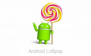 L'ultima versione di Android, Lollipop 5.1