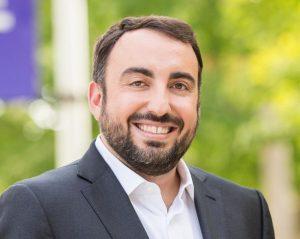 Alex Stamos, il capo della sicurezza di Facebook