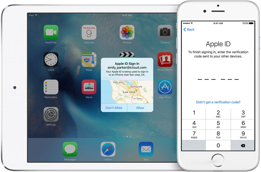La sicurezza di Mac OS X El Capitan: Autenticazione a due fattori per l'ID Apple