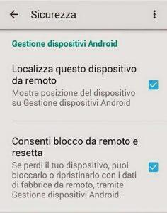 Come ritrovare uno Smartphone rubato: Android offre di default diverse caratteristiche utili.