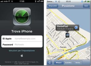 Come ritrovare uno Smartphone rubato: Trova il mio iPhone è la soluzione Apple per seguire il proprio telefono smarrito o rubato.