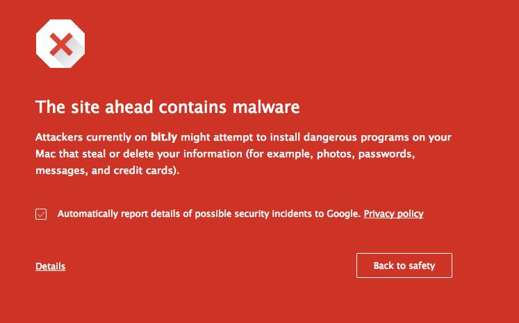La BlackList di Google raccoglie tutti i siti della Rete contenenti malware e contenuti dannosi per gli utenti
