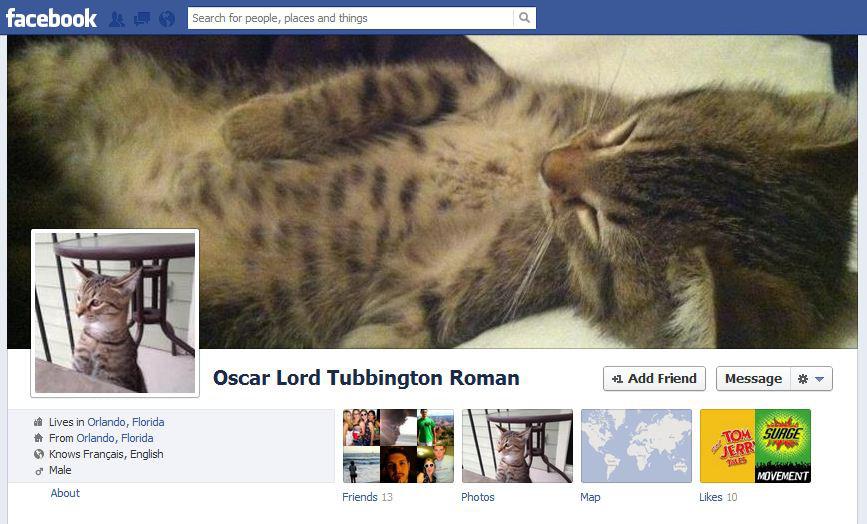 Un trucco per riconoscere un account fake di Facebook? Un check sulle sue informazioni personali
