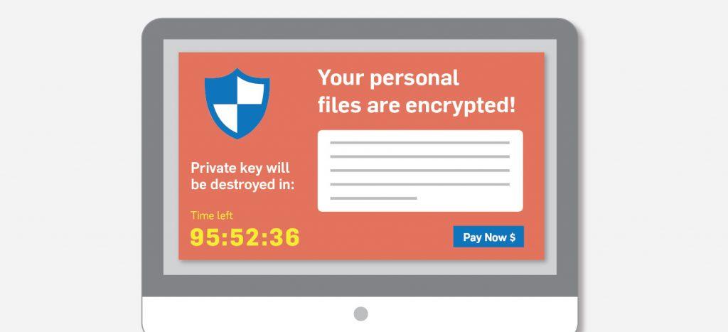 Alcuni tra i virus Ransomware arrivano a criptare intere porzioni di hard disk, o l'intero sistema operativo delle vittime. Rendendo inutilizzabile il computer e chiedendo un riscatto economico per ripristinarlo.