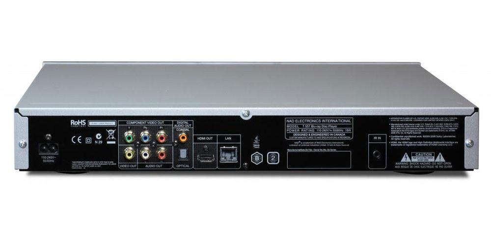La connettività del del Panasonic DMR-BWT745EC è completa, ma un maggior numero di porte sarebbe stato auspicabile