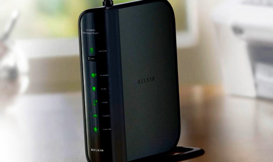 Come proteggere un router Belkin. La guida completa