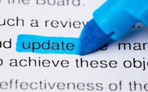 Per mantenere su livelli ottimali la sicurezza WordPress, è necessario provvedere periodicamente ad aggiornare sistema e plugin.