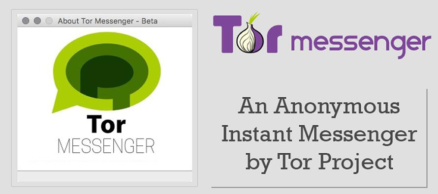 Tor Messenger Beta: proviamo la chat anti intercettazioni