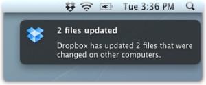 Proteggere un account Dropbox significa anche ricevere le notifiche giuste...al momento giusto!