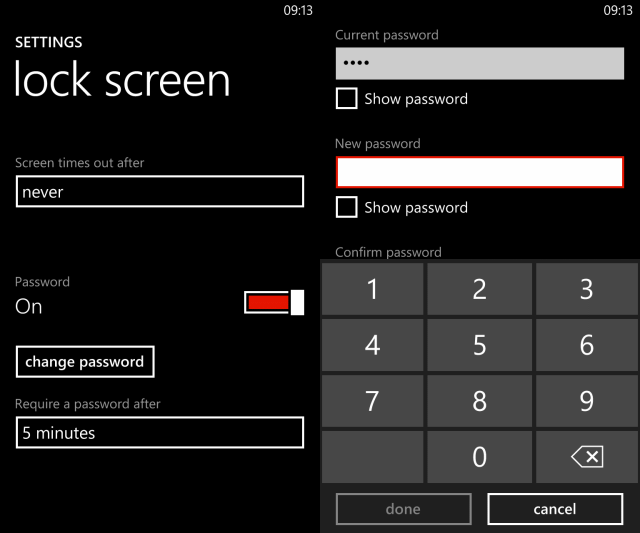 Come proteggere un Windows Phone? Innanzitutto impostando un codice o una password d'accesso