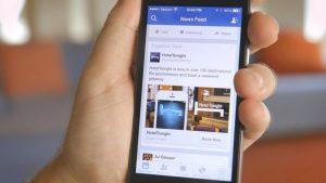 La pubblicità su Facebook insidia gli utenti anche dai dispositivi mobili