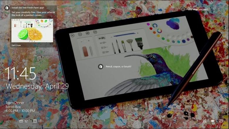 La pubblicità su Windows 10, in particolare sulla schermata di blocco del PC, appare in piccoli ma fastidiosi box