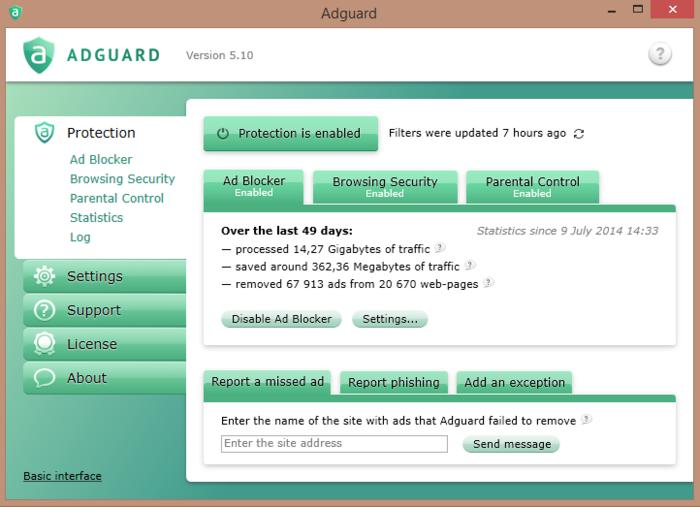 AdGuard: una delle estensioni per il blocco della pubblicità più semplici ed intuitive