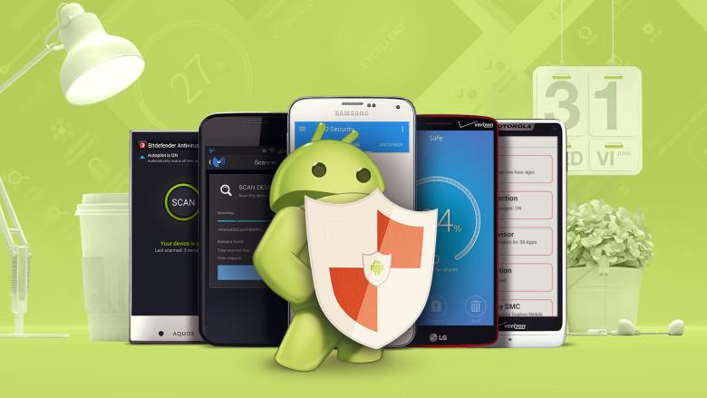 Malware Android: i programmi antivirus proteggono dal rischio di contagio.