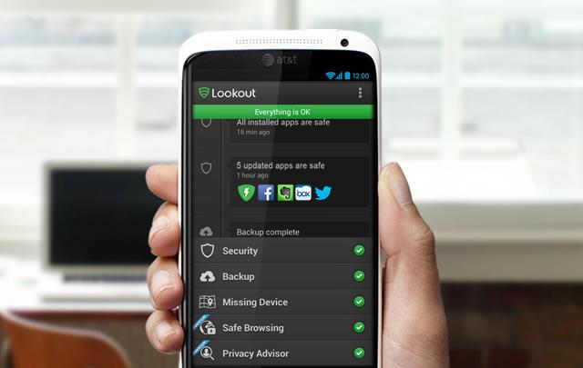 Malware Android: Lookout è una soluzione gratuita per identificare, eliminare e prevenire i pericoli derivanti dai Malware.
