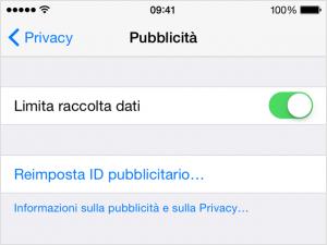 Impostazioni di sicurezza iOS: stop alle pubblicità invasive. Ecco come limitare la raccolta dati da parte di Apple per evitare di essere invasi da comunicazioni indesiderate