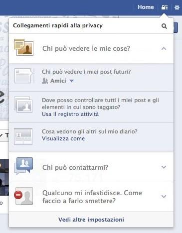 Agire correttamente sulle impostazioni della privacy aiuta a limitare la visibilità Facebook.