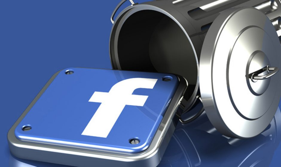 Cancellare un account Facebook definitivamente