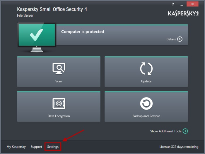 kaspersky small office security 4 recensione suite