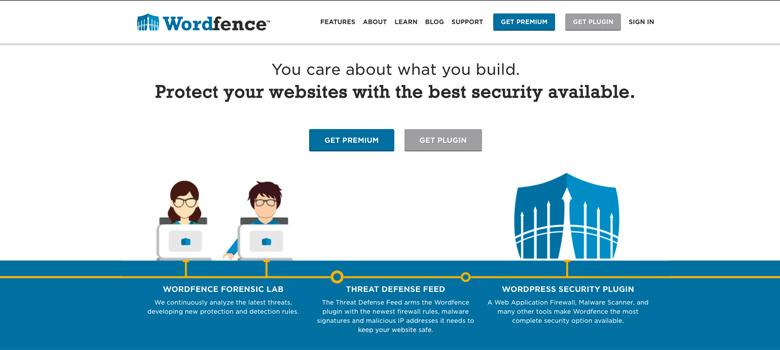 plugin di sicurezza per WordPress wordfence