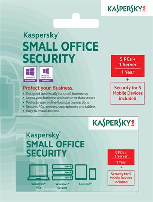 kaspersky small office security 4 recensione software