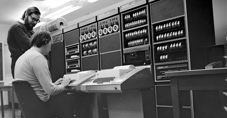 storia dell'hacking e unix