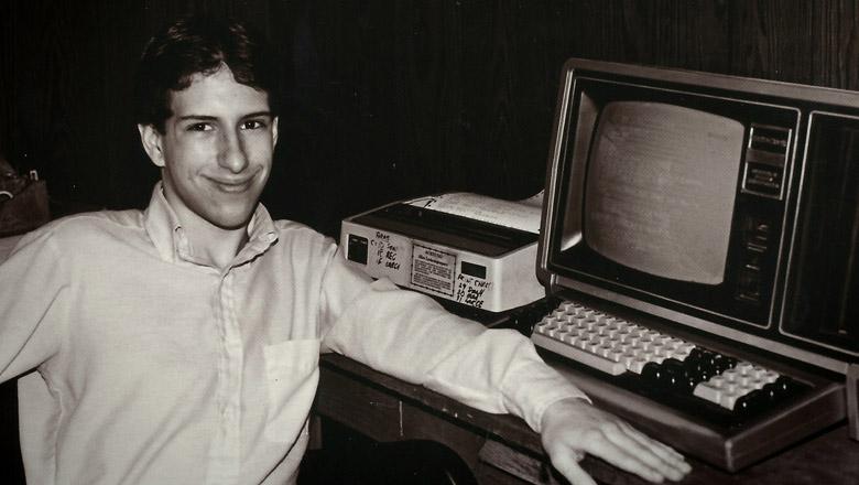 storia dell'hacking anni ottanta