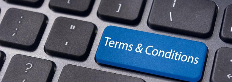 note legali di un e-commerce e informativa pre-contrattuale