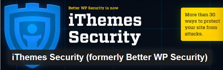 sicurezza del login di wordpress e ithemes security