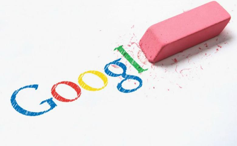 legge sul diritto all'oblio e Google