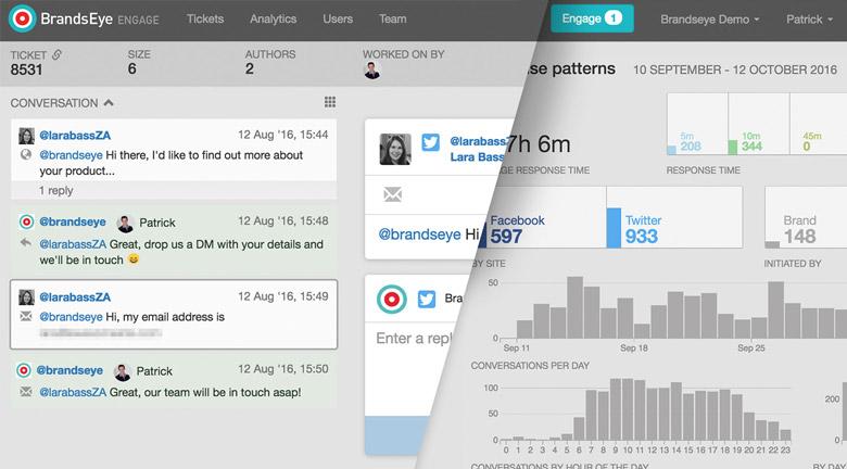 strumenti di monitoraggio reputazione online brandseye