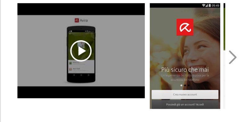 funzioni anti-virus con le applicazioni di sicurezza per Android