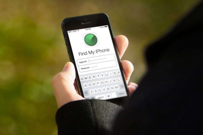 Trova il mio iPhone: app per ritrovare uno smartphone Apple.