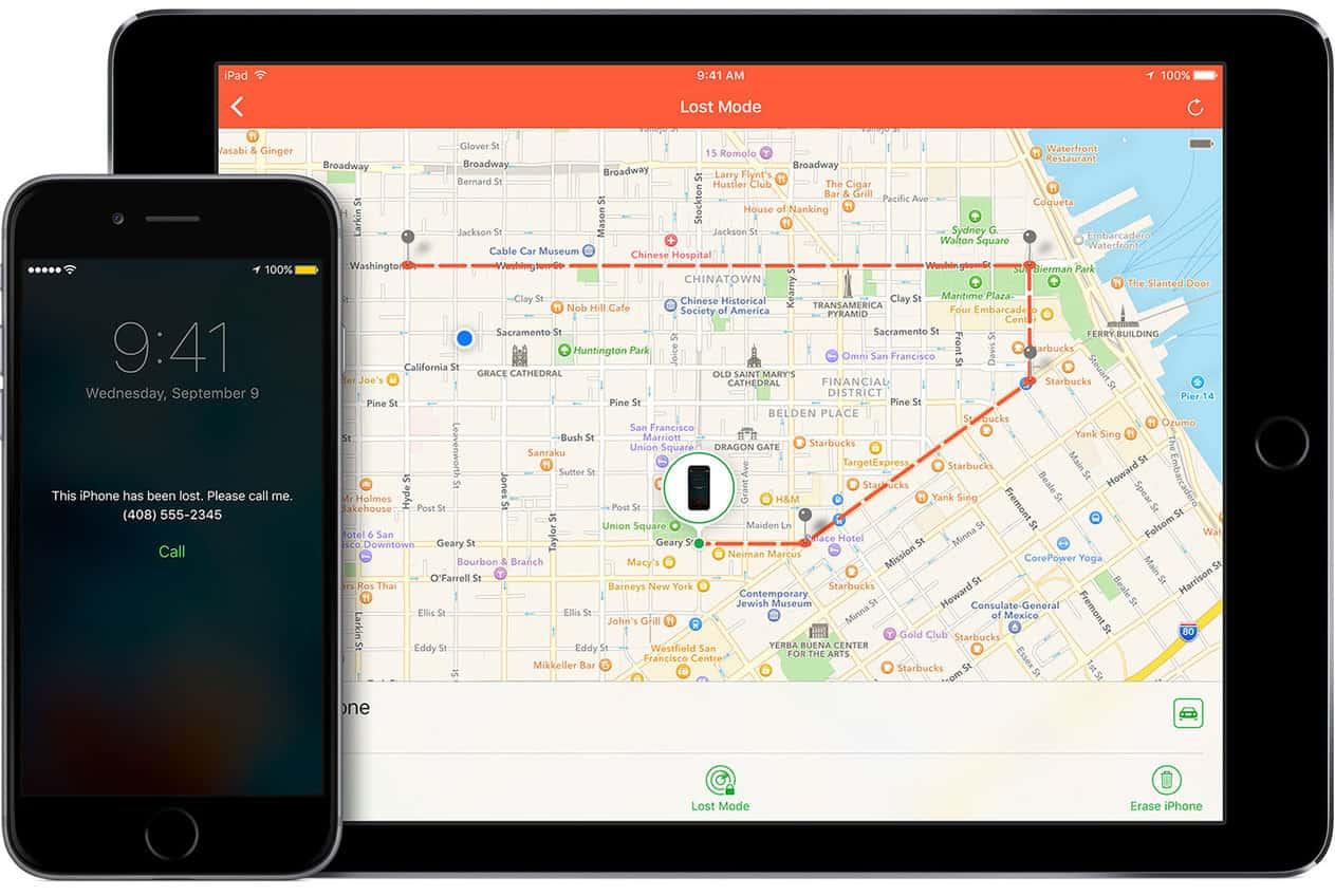 App per ritrovare uno smartphone
