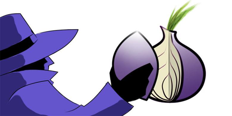 """Tor è una valido strumento per navigare anonimi, grazie alla sua rete """"a strati"""""""
